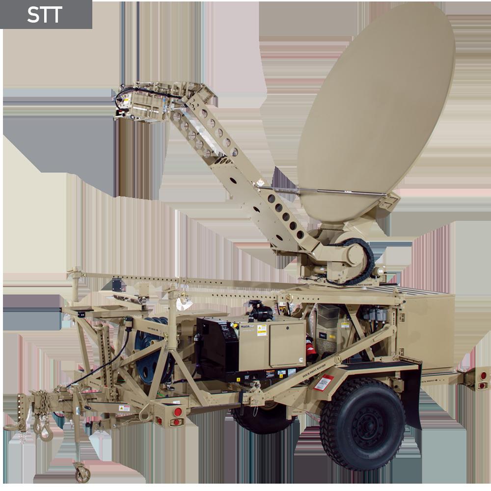 DataPath STT trailer-based network hub